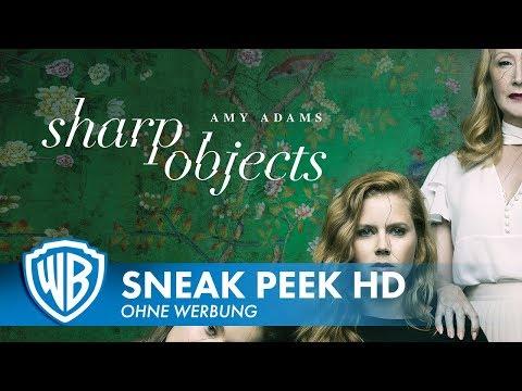 SHARP OBJECTS  – 9 Minuten Sneak Peek Deutsch HD German (2018)