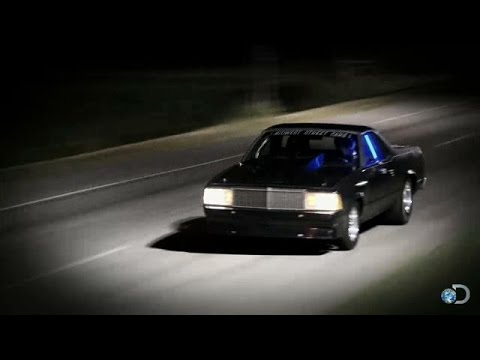 Prepping an El Camino for Street Racing | Street Outlaws 30 July 2014 01 AM