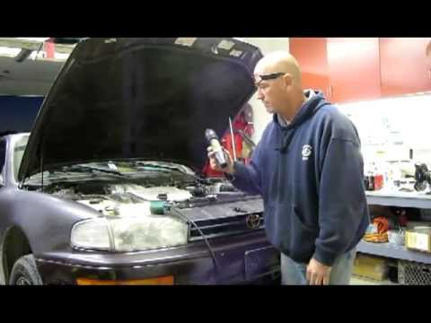 Blue Devil Headgasket Sealant vs. Napa Block Tester Pt 2 of 2