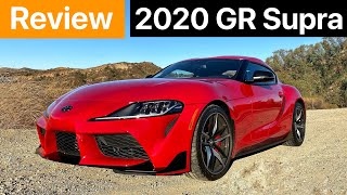 2020 Toyota GR Supra Review: Does It Deserve The Supra Badge? by MilesPerHr