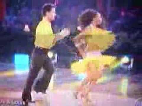 Monique Dancing with the Stars Wardrobe Malfunction- Regular