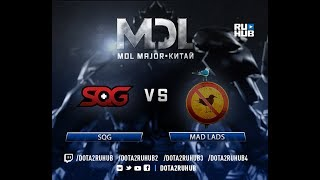 SQG vs Mad Lads, MDL EU [Eiritel]