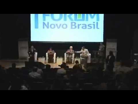 1º Fórum Novo Brasil - Debate sobre Nova Classe Média