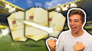 Video 3 LEGENDS IN MY BEST PACK OPENING OF THE YEAR - FIFA 17 MP3, 3GP, MP4, WEBM, AVI, FLV Desember 2017