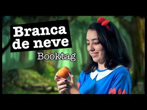 Branca de Neve | BookTag (Original) | #DesafiodaGaby