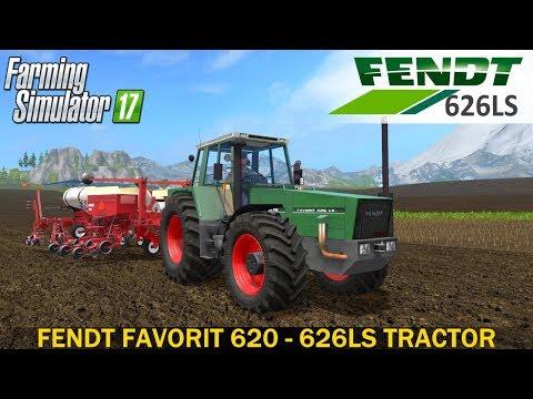 Fendt Favorit 620 - 626LS v1.0
