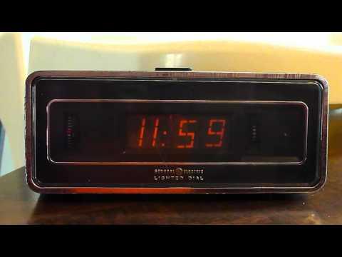 Antique GE clock
