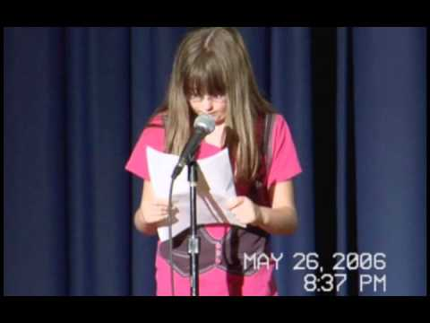 Middle School Talent Show - Ashton Kutcher Fan Fiction