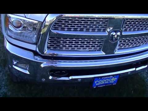 Ram 2500/3500 Diesel Engine Block Heater Cord Location | Roanoke Motors