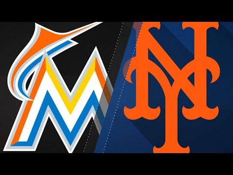Mets sweep doubleheader on Conforto's 3 RBIs: 9/13/18