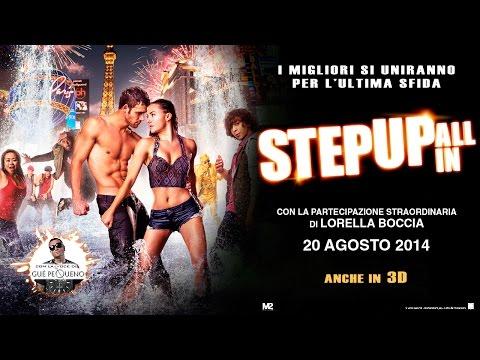 Step - Trailer Italiano di STEP UP ALL IN, l'ultimo capitolo della saga dance di maggior successo al mondo. Al cinema dal 20 Agosto. Facebook: http://facebook.com/m...