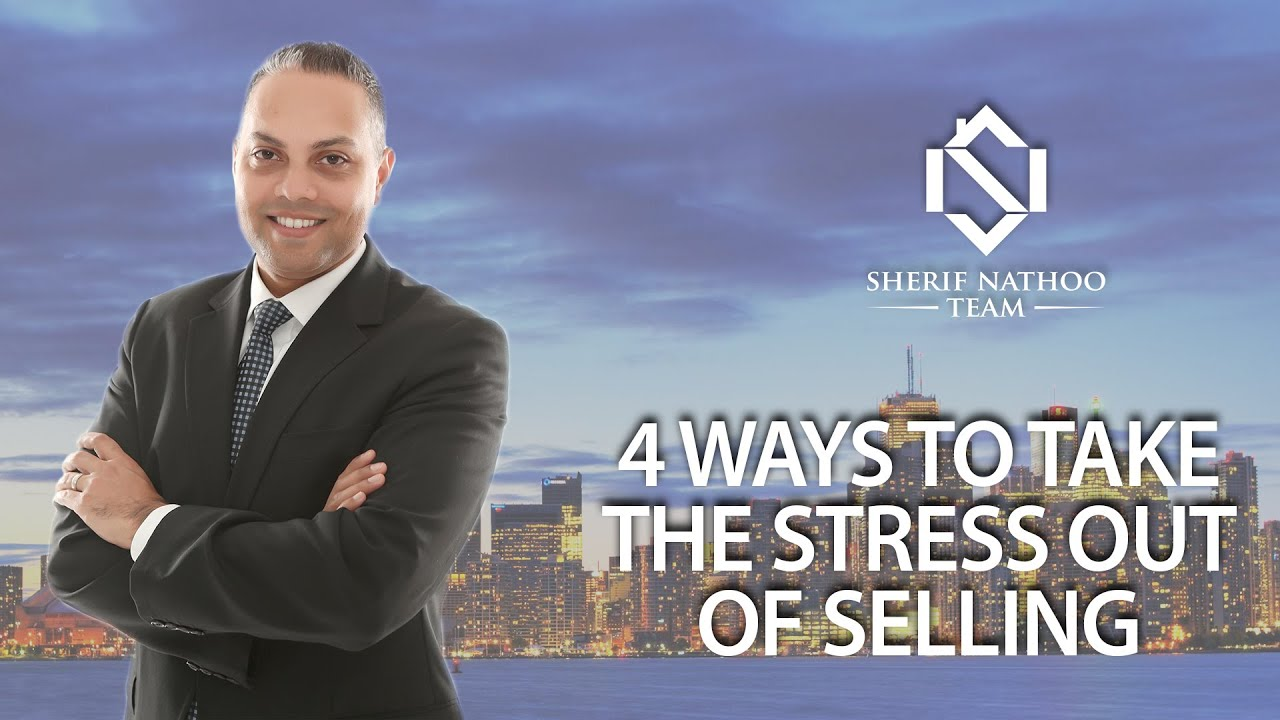 How to Tackle the Stress of Selling a Home