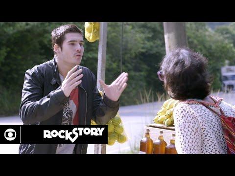 Rock Story: capítulo 160 da novela, segunda, 15 de maio, na Globo