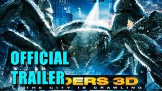 Nonton Spiders 3d Official Trailer  2012  Film Subtitle Indonesia Streaming Movie Download