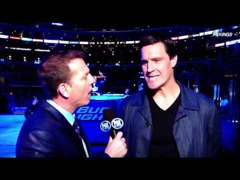 Brad Norton Ex NHL Enforcer