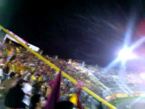 RVS en el murillo haciendo la fiesta - Revolución Vinotinto Sur - Tolima