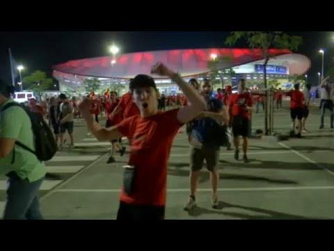 Οι αντιδράσεις των οπαδών μετά τον τελικό του Τσαμπιονς Λιγκ…