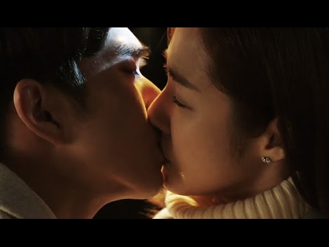 ( Kiss Scene ) Seo Jin Woo ♥ Lee In Ah ( Remember - War of the son ) EP. 18