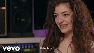 Lorde - Get To Know (VEVO LIFT French subtitles)