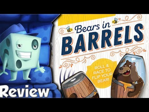 Bears in Barrels Review - with Tom Vasel
