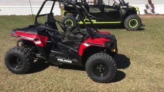 1. 2017 Polaris Ace 150