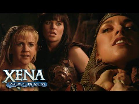Xena vs Satrina | Xena: Warrior Princess