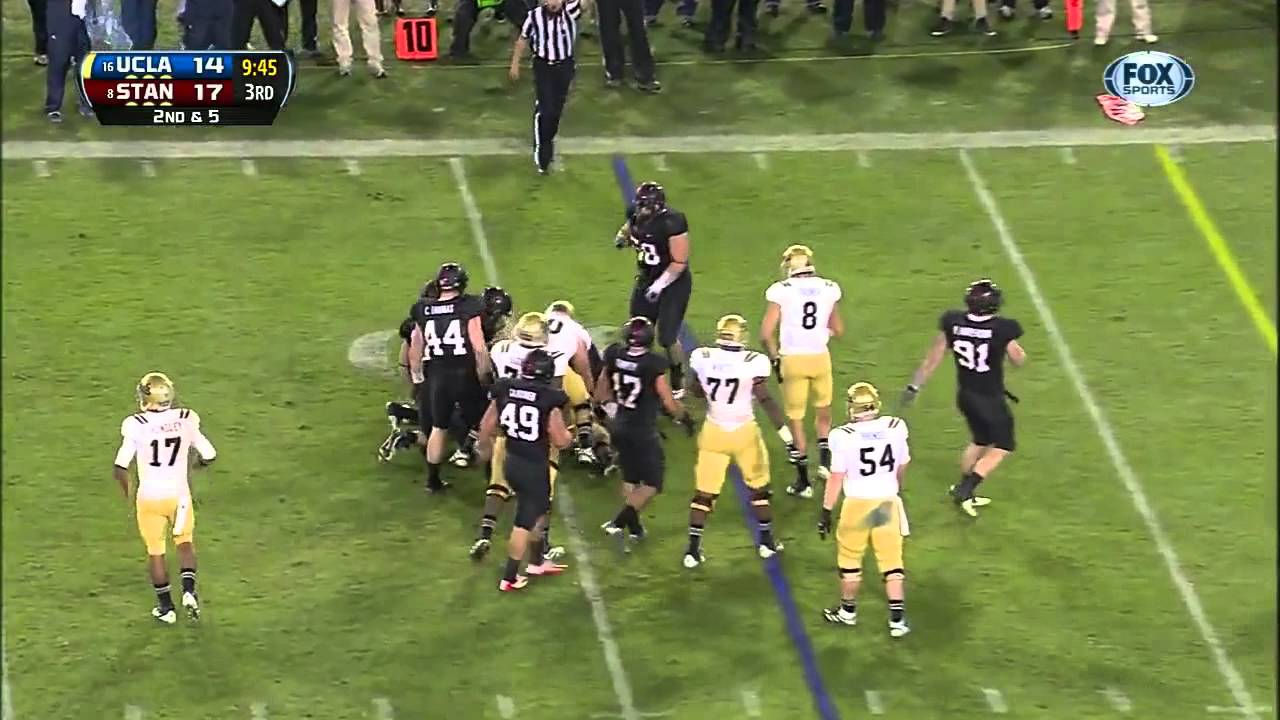 Johnathan Franklin vs Stanford (2012)