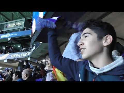 ESPANYOL VS  LUDOGORETS  EUROPA LEAGUE 2019