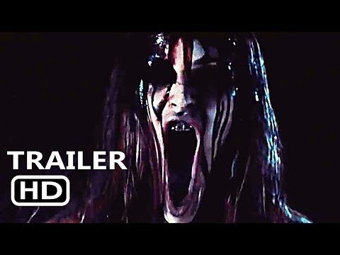 THE TOYBOX Official Trailer (2018) Horror Movie