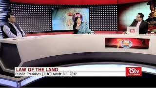 Nonton Law of the Land - The Public Premises (Eviction of Unauthorised Occupants) Amendment Bill, 2017 Film Subtitle Indonesia Streaming Movie Download