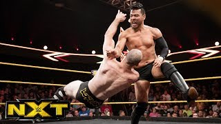 Nonton Hideo Itami Vs  Oney Lorcan  Wwe Nxt  June 7  2017 Film Subtitle Indonesia Streaming Movie Download