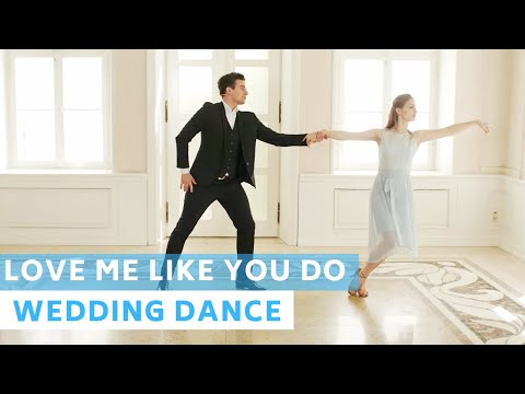 Ellie Goulding - Love me like you do | Fifty Shades of Grey  | Wedding Dance Choreography