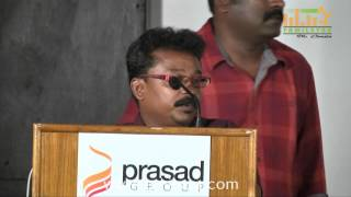 Annamalai and Rajendhiran at Vilasam Movie Press Meet