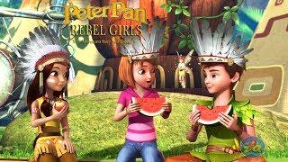 Video Peter pan Season 2 Episode 9 Rebel Girls   Cartoon For Kids    Video   Online MP3, 3GP, MP4, WEBM, AVI, FLV Oktober 2018