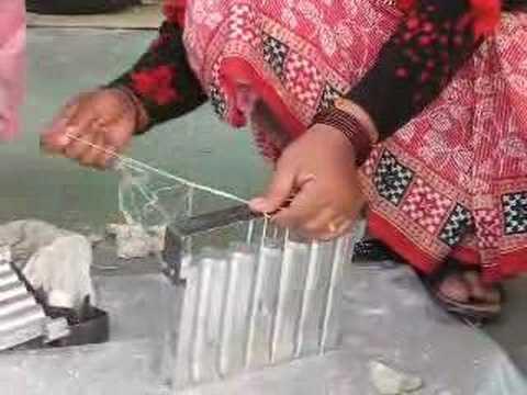 Candle Making Training