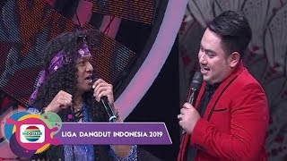 Video PANAS!! Candil Ditantang Nassar Joget Dangdut | LIDA 2019 MP3, 3GP, MP4, WEBM, AVI, FLV Januari 2019