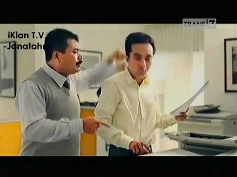 Bode - Bodrex Extra ; TVC (Iklan)