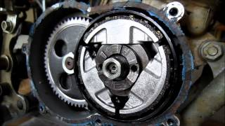 5. KTM 50 Clutch Service .