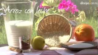 Cómo hacer arroz con leche