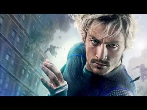 Avengers Age of Ultron ||  QuickSilver Scenes || HD