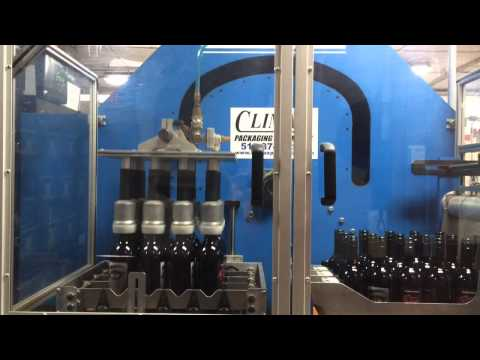 Michigan's Best Winery: Watch Packaging At St. Julian Winery