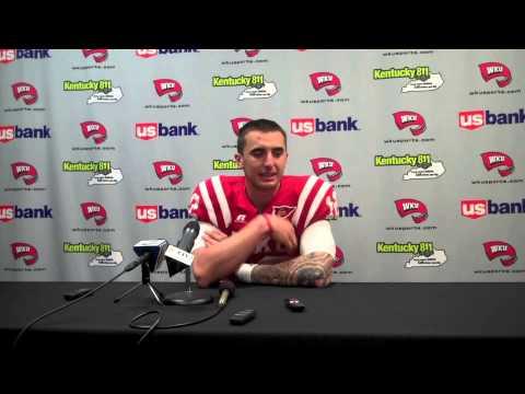Brandon Doughty Interview 4/20/2013 video.