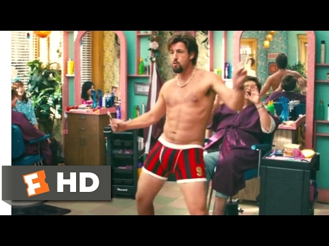 You Don't Mess With The Zohan (2008) - The Coco Package Scene (8/10) | Movieclips