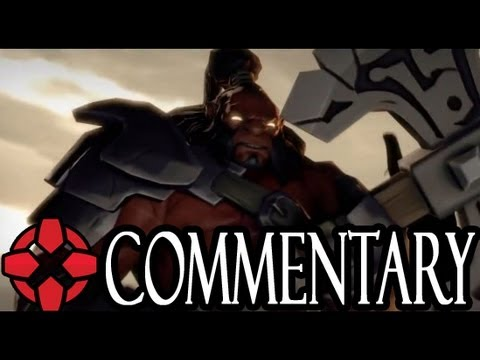 Axe Guide Commentary by IGN