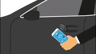 video thumbnail IoT vehicle door lock youtube