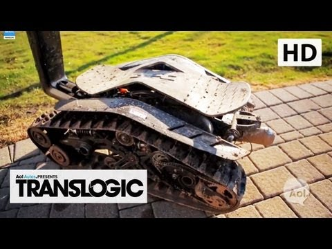 BPG - Subscribe to AOL Autos Today: http://bit.ly/YPxiSb Watch More From Season 3 Here: http://goo.gl/kxrqq The BPG Werks DTV Shredder is a personal off-road vehic...