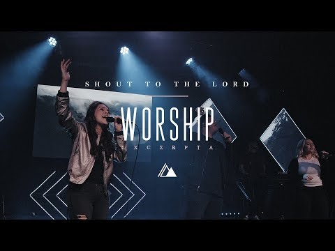Shout To The Lord// What a Beautiful Name // Melody Noel and Michael Ketterer Worship