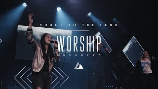 Video Shout To The Lord// What a Beautiful Name // Melody Noel and Michael Ketterer MP3, 3GP, MP4, WEBM, AVI, FLV Februari 2019