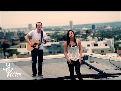 Payphone By Maroon 5 Ft Wiz Khalifa | Alex G Cover Ft Jameson Bass (Acoustic) | Official Cover Video