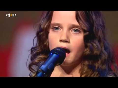 9 latka powiedziała, że zaśpiewa coś czego się nikt nie spodziewa! To co zrobiła…wszyscy oniemiali!